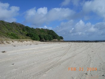 Hendersons Beach
